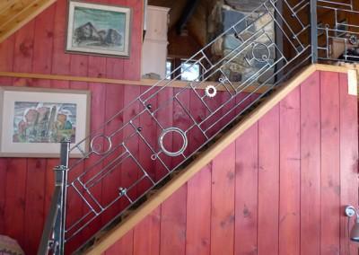 Pete's rail